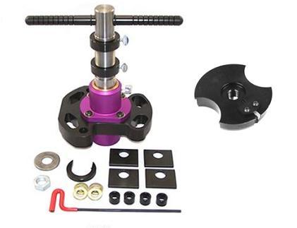 Инструмент для установки корректирующих колец под гильзу